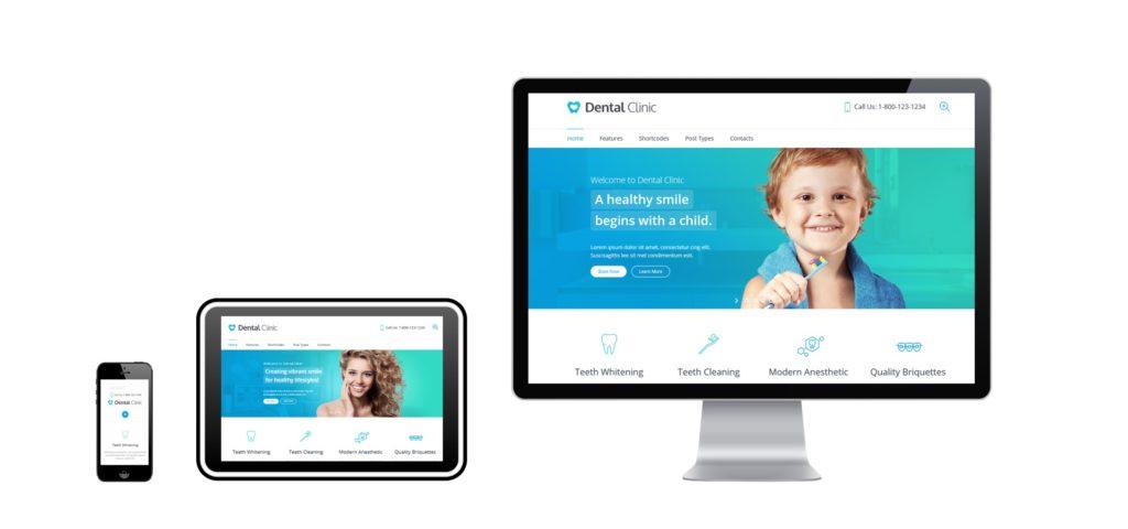 Website Wordpress Hamburg Agentur Beispiel