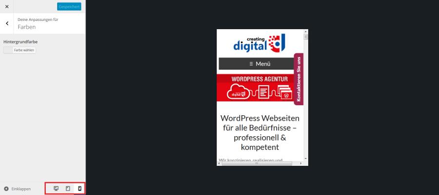 wordpress-responsive-vorschau