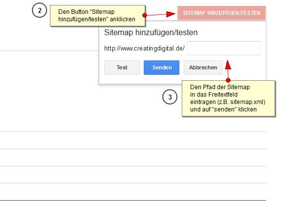 sitemap google search console 2