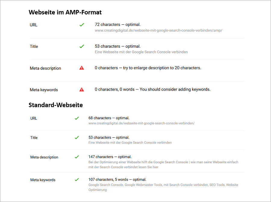 google-amp-metadaten