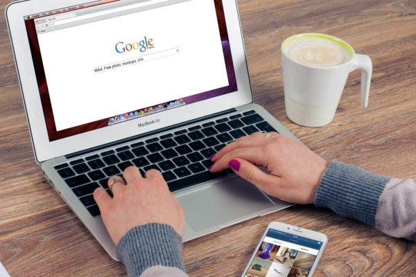 Google Suche in Wordpress integrieren